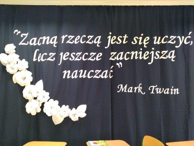 Dzień Edukacji Narodowej w Podjazach